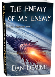 The Cull Chronicles Book 2: The Enemy of My Enemy 3d cover