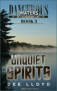 Dangerous Waters Trilogy, Book 3: Unquiet Spirits