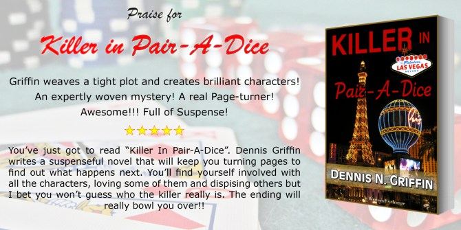 Killer in Pair-A-Dice Reviews