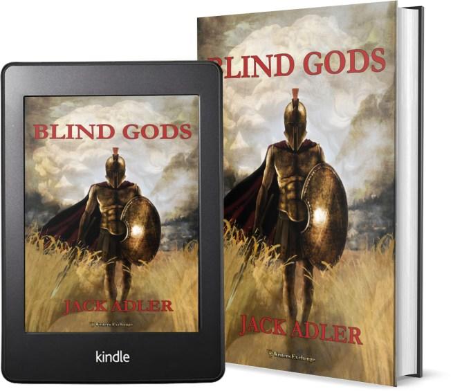 Blind Gods 2 cover
