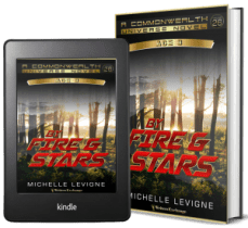By Fire and Stars covers