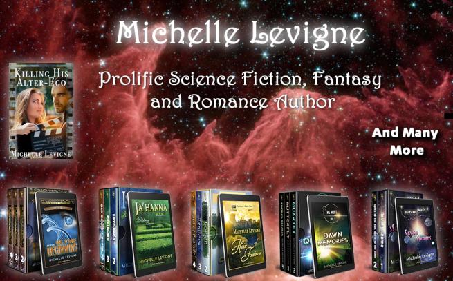 Michelle Levigne, featured author