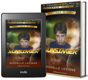 Commonwealth Universe, Age 3: Volume 2: Sunsinger 2 covers