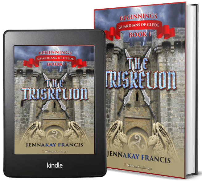 The Triskelion covers