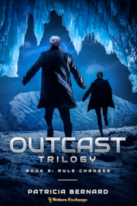 Outcast Trilogy, Book 3: Rule Changer