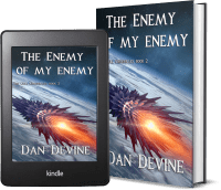 The Cull Chronicles Book 2: The Enemy of My Enemy 2 covers