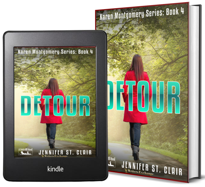 A Beth-Hill Novella: Karen Montgomery Series, Book 4: Detour 2 covers