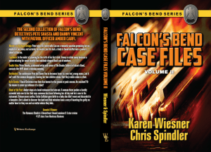 Falcon's Bend Case Files II Print cover