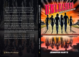 Unleashed Print cover