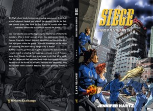 Siege Print cover