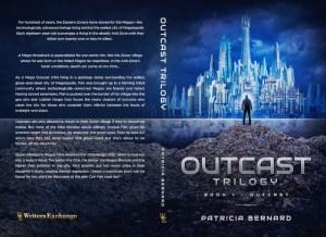 Outcast Print cover