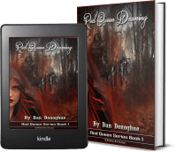 Red Queen Series, Book 1: Red Queen Dawning covers