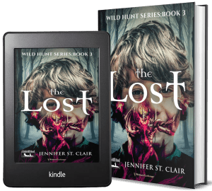 A Beth-Hill Novel: Wild Hunt Series, Book 3: The Lost 2 covers