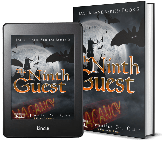 A Beth-Hill Novel: Jacob Lane Series Book 2: The Ninth Guest