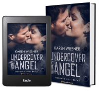 Incognito Series, Book 7: Undercover Angel 2 covers
