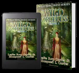 Wild Sorceress Series, Book 1: Wild Sorceress 2 covers