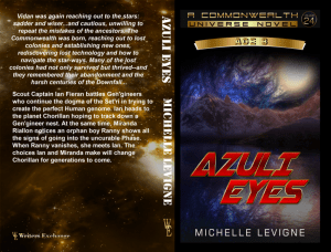 Azuli Eyes Print cover