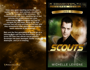 Scouts Print cover