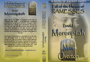 Merenptah Print cover