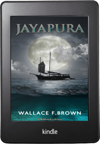 Jayapura Kindle cover