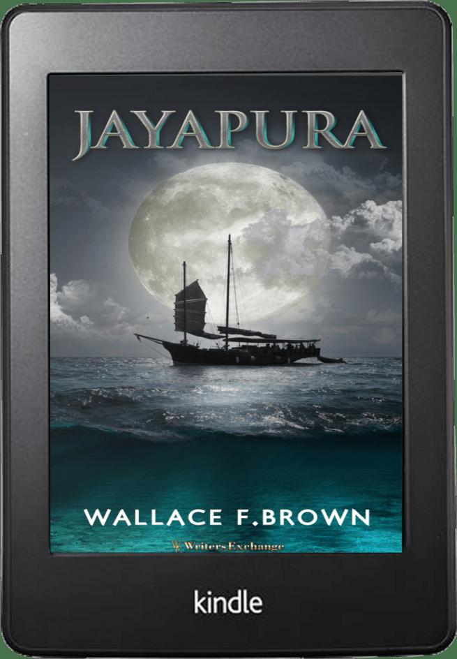 Jayapura Kindle cover
