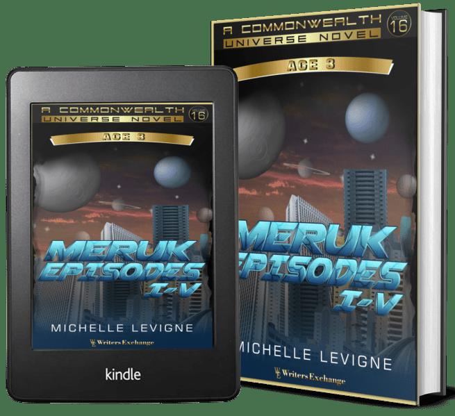 Commonwealth Universe, Age 3: Volume 16: The Meruk Episodes I-V 2 covers