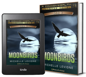 Commonwealth Universe, Age 1: Volume 14: Moonbirds2 covers
