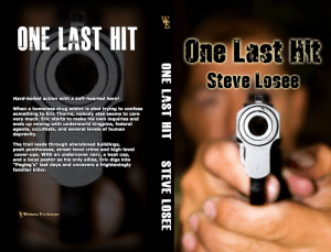 One Last Hit Print cover