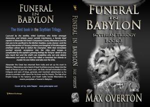 Funeral in Babylon Print cover