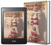 Fall of the House of Ramesses, Book 2: Seti covers