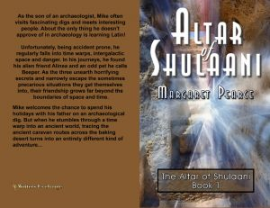 The Altar of Shulaani Print cover
