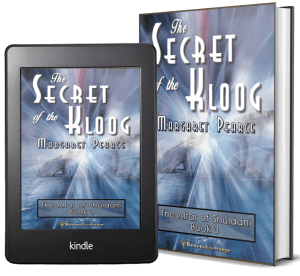 The Altar of Shulaani Series, Book 3: The Secret of the Kloog 2 covers