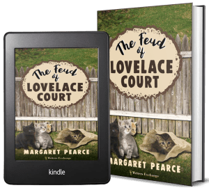 The Feud of Lovelace Court 2 covers