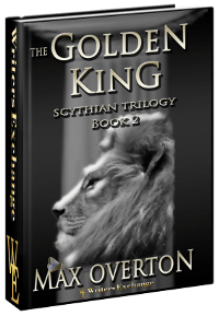 The Golden King 3d cover