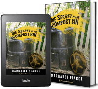 The Secret in the Compost Bin 2 covers