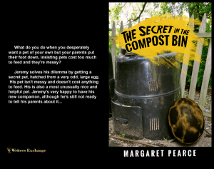 The Secret of the Compost Bin Print cover