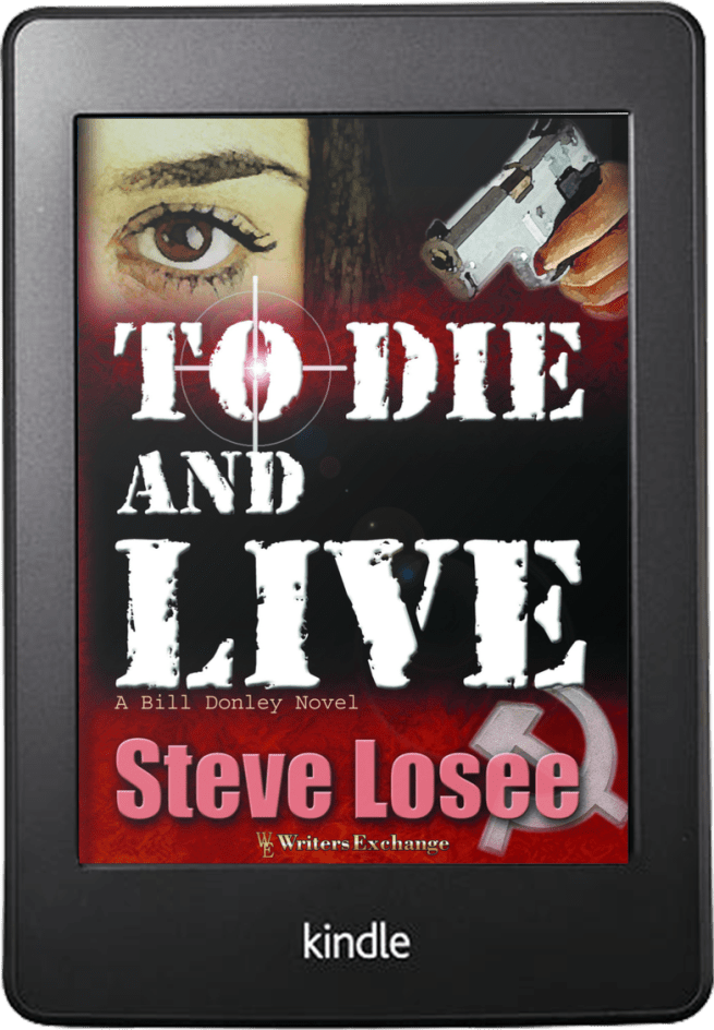 To Die and Live Kindle cover
