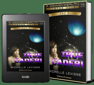 Commonwealth Universe, Age 3: Volume 22: True Caderi 2 covers