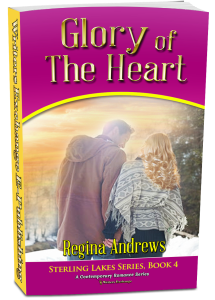 Sterling Lakes Series, Book 4: Glory of the Heart 3d cover