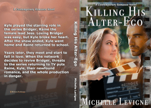 Killing His Alter-Ego Print Cover