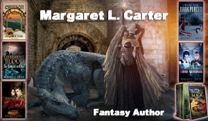 Margaret L. Carter featured author