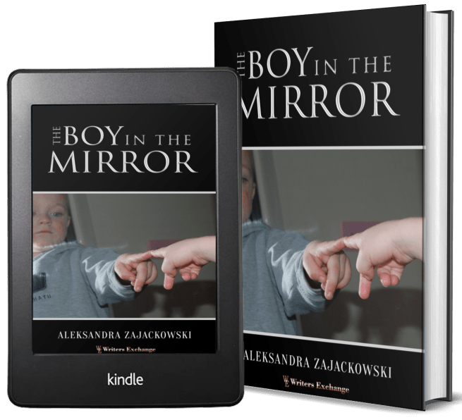 The Boy in the Mirror 2 covers
