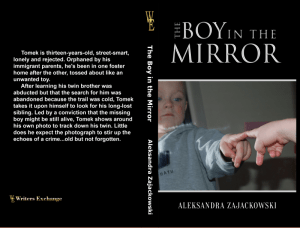 The Boy in the Mirror Print cover