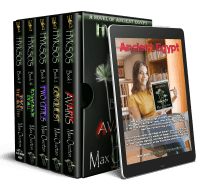 Hyksos Series by Max Overton Boxed Set