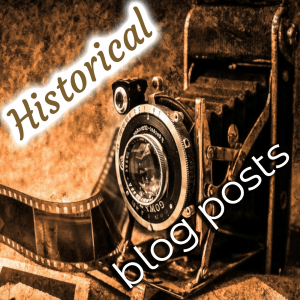 Historical Blog Posts