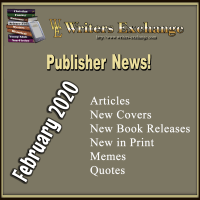 Publisher News: February 2020