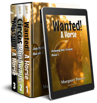 Jumping into Trouble Series Boxed Set