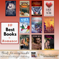 March top ten romance books