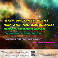 Red Dwarf Quote: Red Alert