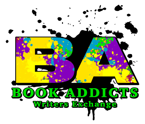 Writers Exchange Book Addicts Logo 500